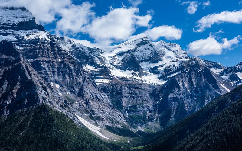 Resplendent Mountain