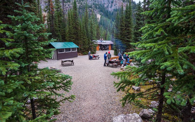Campground photo.