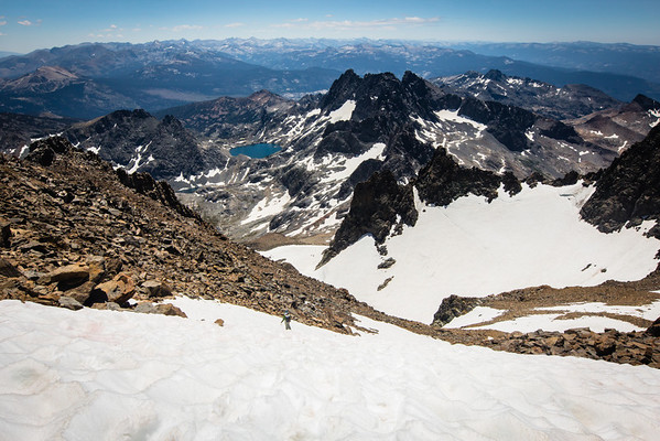 Sierra Peaks - Cali