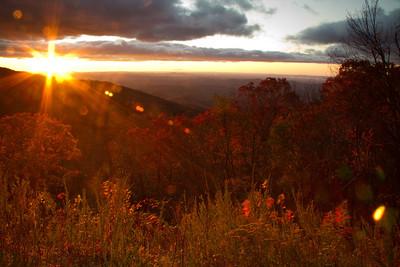 Sunrise 10/20/11