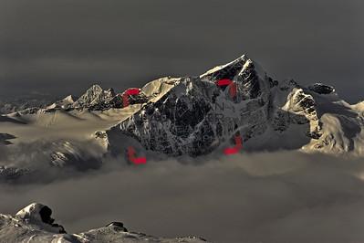 Remillard peak - Selkirks