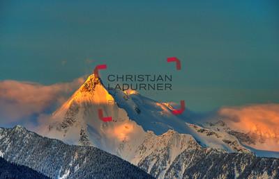 Boulder peak - Selkirks