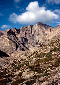 diamond head, longs peak