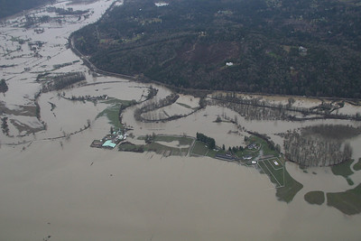 Flooding in Carnation and Snohomish, 1/9/09