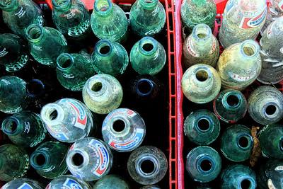 bottles ink
