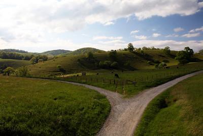 hike at moses cone (2)