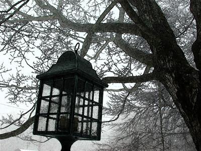 church lantern_fresco