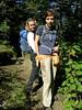 Bad**s hiker chicks after ascending Satan's Slide