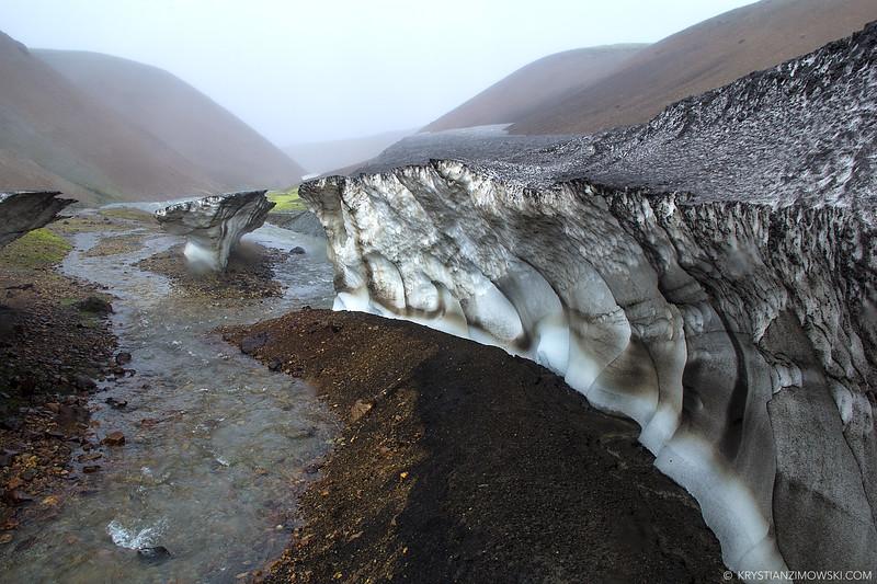 Once a Glacier