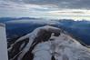 Mt. Baker with a nifty little cloud cap