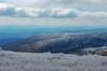 Snowline below Mount Rogers