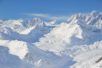Denali glacier, Alaska