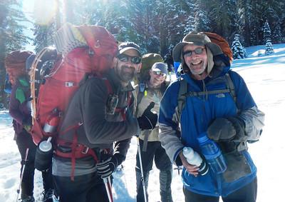 Sierra Club Snowcamping 2/14