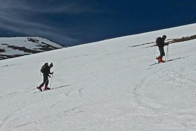 Ski Touring Tajos de los Machos & Veleta