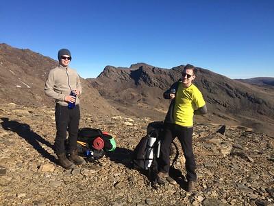 Los Tres Picos Nov 2015