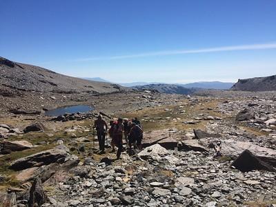 Los Tres Picos Sept 2016