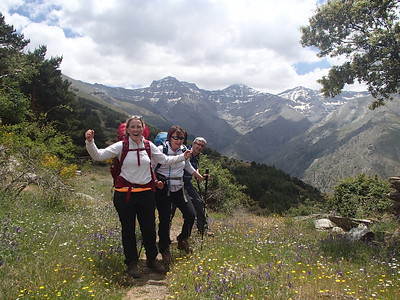 Northern Crossing Sierra Nevada May 2015
