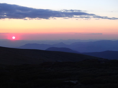 Northern Crossing Sierra Nevada May 2015