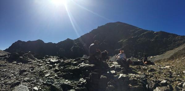 Northern Flanks Trek July 2015