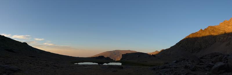 Sierra Nevada Northern flanks 3 day trek