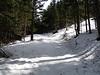 My turn to break trail :)