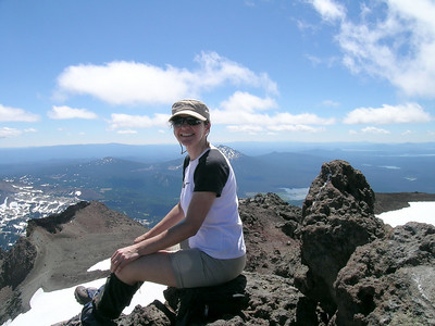 South Sister - July 26, 2008