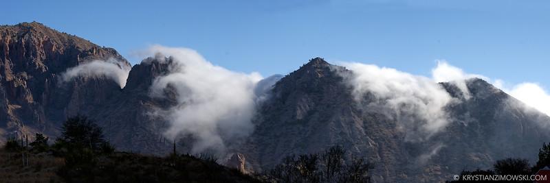 Creeping Fog
