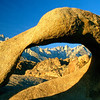 Mount Whitney & Mobius Arch