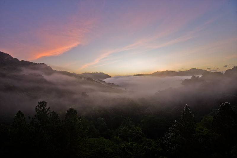 Utuado sunrise