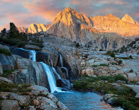 Picture Peak Sunrise