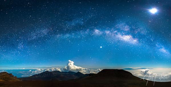 Haleakala Moonlight