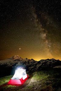 Room over the Milky Way