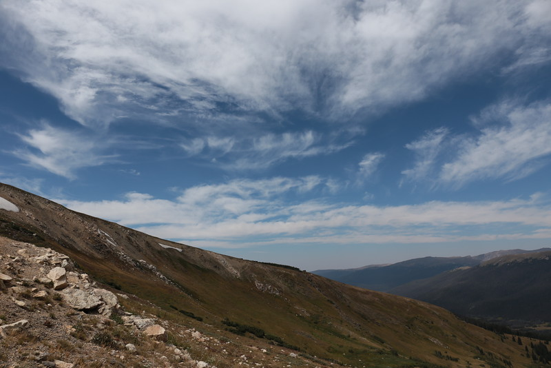 Artist's Sky at 11,000 Feet