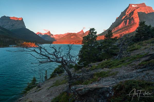 Rocky Mountain Glow