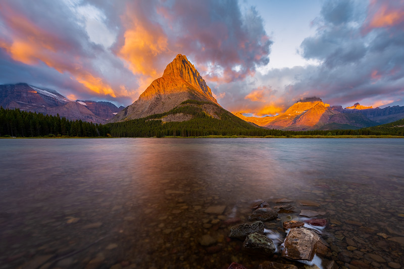Swiftcurrent Sunrise