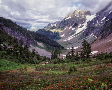Cascade Pass, Washington