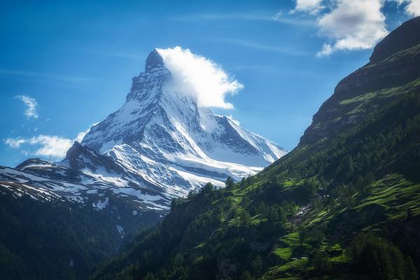 Summer Matterhorn