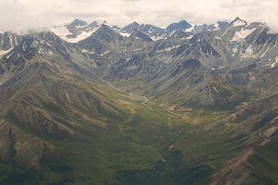 Chugash Range, July 2009