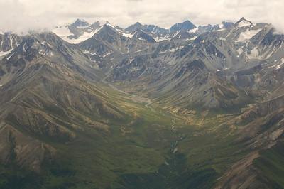 Chugash Range, July 2009