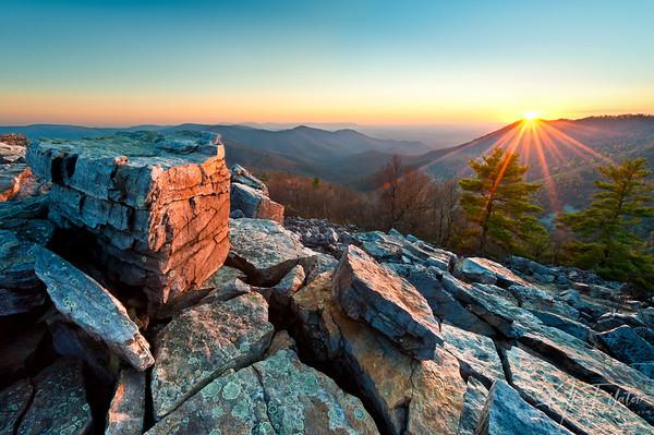 Summit of Black Rock