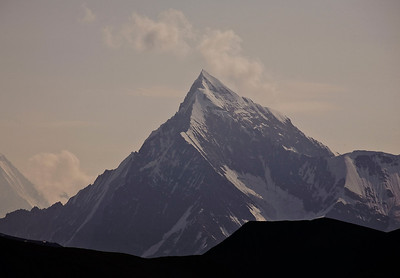 University Peak, Alaska, July 2009