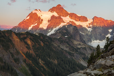 Mt Shuksan, North Cascades