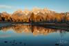 Teton Golden Sunrise
