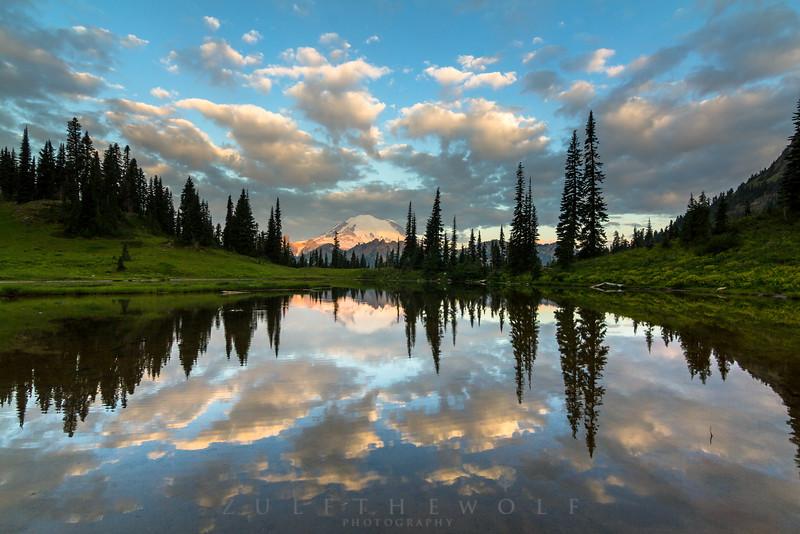 Magical Mt. Rainier