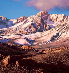 Buttermillk Hills, E. Sierra
