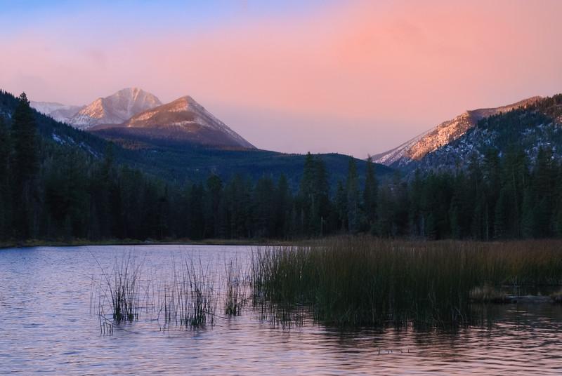 Black Pine Lake Morning