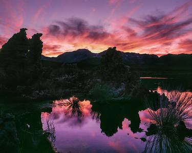 Mono Lake, E. Sierra
