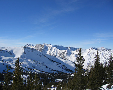 Alta Ski Resort in Utah