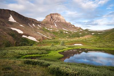 Uncompahgre Wilderness, CO