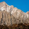 Lone Pine Peak in the Sierra Nevada Mountains.